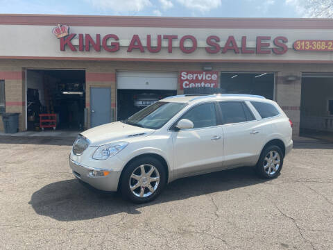 2009 Buick Enclave for sale at KING AUTO SALES  II in Detroit MI
