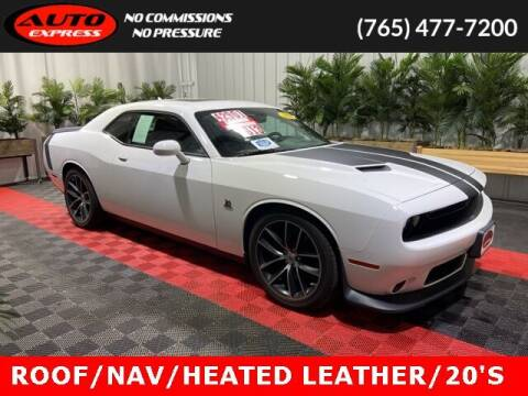 2018 Dodge Challenger for sale at Auto Express in Lafayette IN