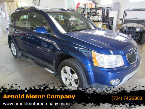 2008 Pontiac Torrent for sale at Arnold Motor Company in Houston PA