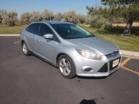 2013 Ford Focus for sale at Wolf's Auto Inc. in Great Falls MT