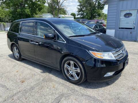 2011 Honda Odyssey for sale at Stiener Automotive Group in Galloway OH