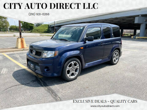 2010 Honda Element for sale at City Auto Direct LLC in Cleveland OH