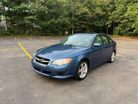 2009 Subaru Legacy for sale at Pristine Auto in Whitman MA