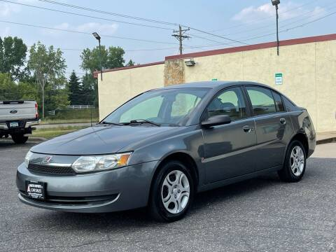 2004 Saturn Ion for sale at North Imports LLC in Burnsville MN