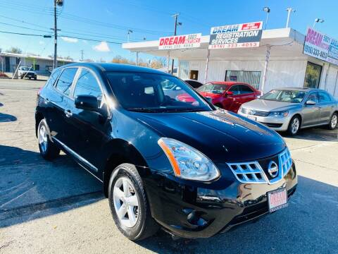 2012 Nissan Rogue for sale at Dream Motors in Sacramento CA