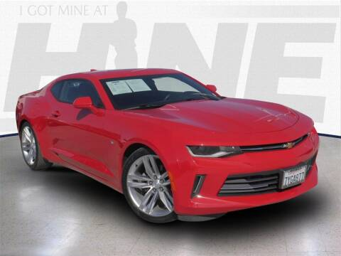 2017 Chevrolet Camaro for sale at John Hine Temecula in Temecula CA