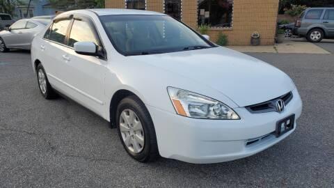 2003 Honda Accord for sale at Citi Motors in Highland Park NJ