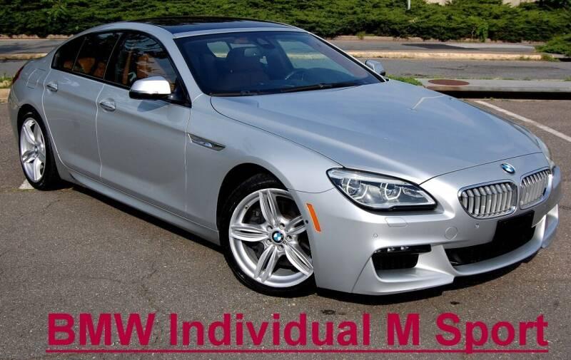 2016 BMW 6 Series for sale at Bimmer Sales LTD in Great Falls VA
