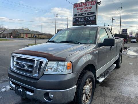 2007 Ford F-150 for sale at Unlimited Auto Group in West Chester OH