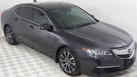 2015 Acura TLX for sale at Excellence Auto Direct in Euless TX