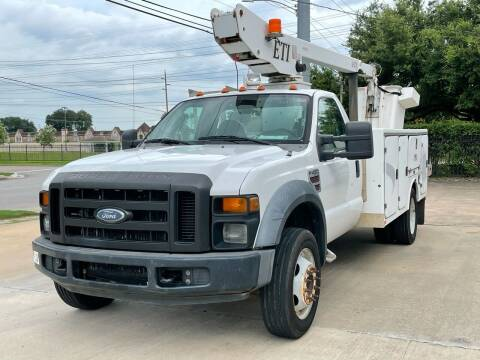2008 Ford F-450 Super Duty for sale at National Auto Group in Houston TX