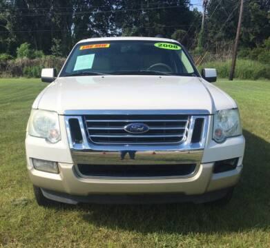 2008 Ford Explorer for sale at CAPITOL AUTO SALES LLC in Baton Rouge LA