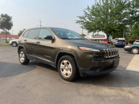 2014 Jeep Cherokee for sale at Ace Auto Sales in Boise ID