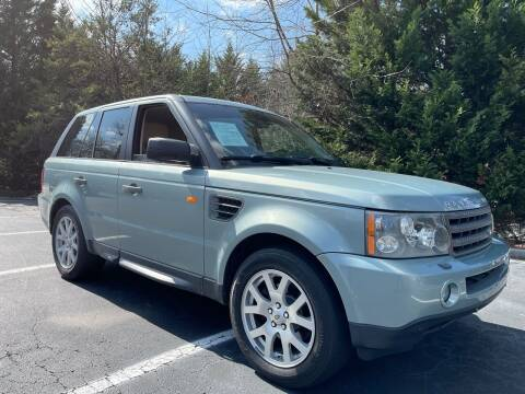 2008 Land Rover Range Rover Sport for sale at Car Online in Roswell GA