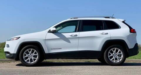 2015 Jeep Cherokee for sale at Palmer Auto Sales in Rosenberg TX