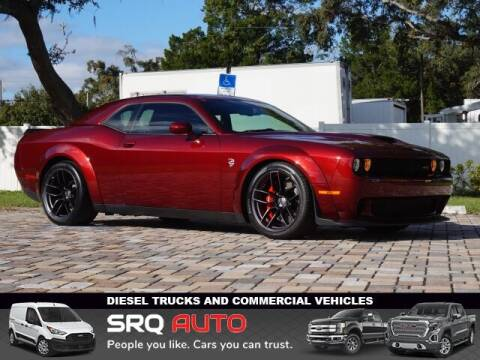 2018 Dodge Challenger for sale at SRQ Auto LLC in Bradenton FL