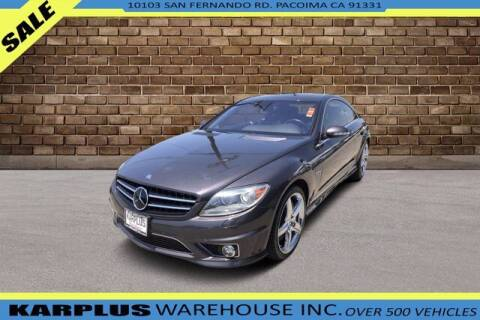 2008 Mercedes-Benz CL-Class for sale at Karplus Warehouse in Pacoima CA