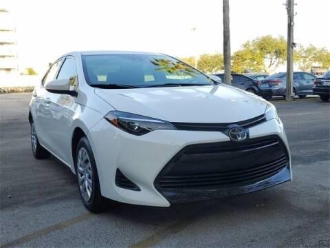 2019 Toyota Corolla for sale at Selecauto LLC in Miami FL