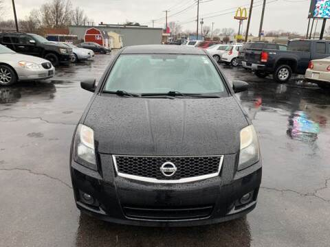 2010 Nissan Sentra for sale at L.A. Automotive Sales in Lackawanna NY
