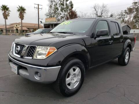 2005 Nissan Frontier for sale at First Shift Auto in Ontario CA