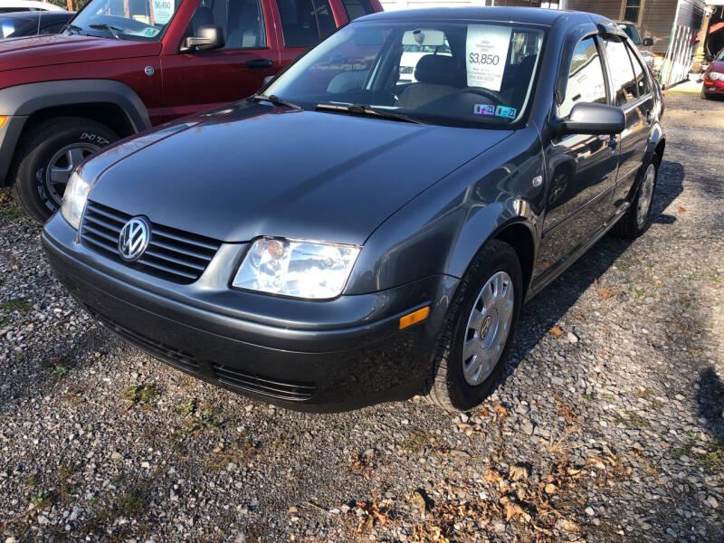 2003 Volkswagen Jetta GL 4dr Sedan - East Freedom PA