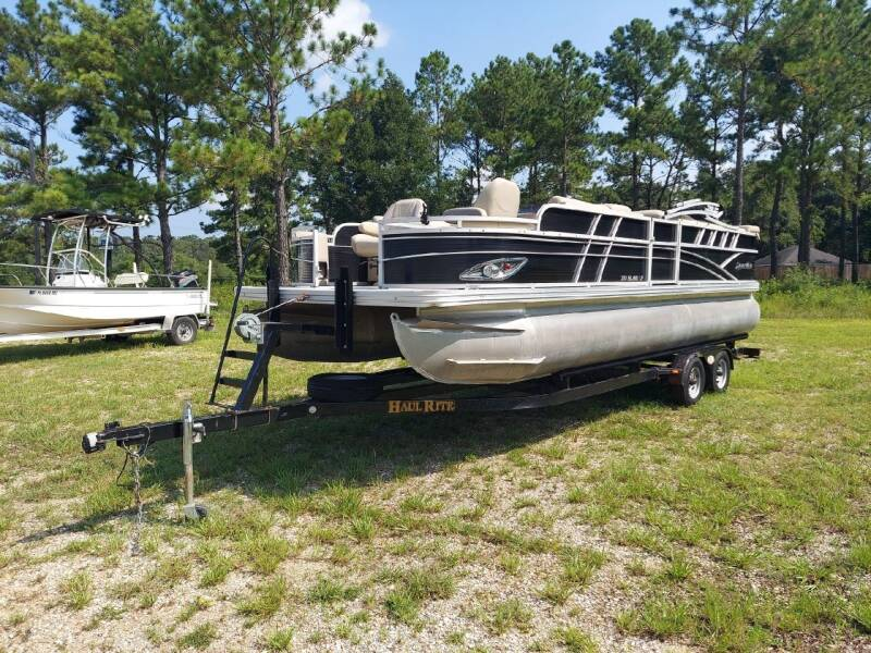 2016 SILVER WAVE ISLAND 230 LP for sale at 90 West Auto & Marine Inc in Mobile AL