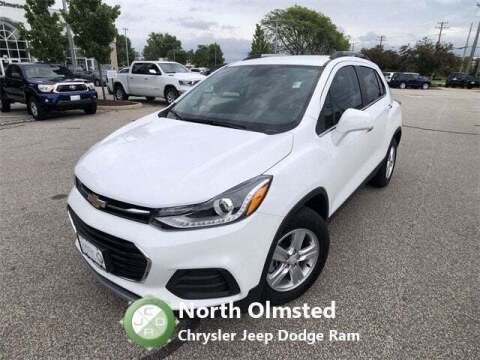 2018 Chevrolet Trax for sale at North Olmsted Chrysler Jeep Dodge Ram in North Olmsted OH