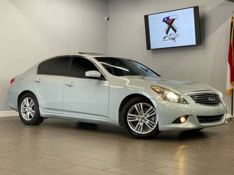 2015 Infiniti Q40 for sale at TX Auto Group in Houston TX