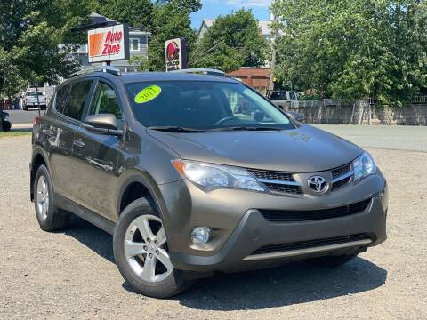 2013 Toyota RAV4 for sale at Best Cars Auto Sales in Everett MA