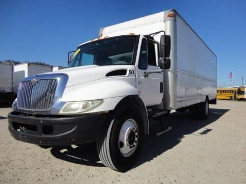 2004 International DuraStar 4300 for sale at Regio Truck Sales in Houston TX