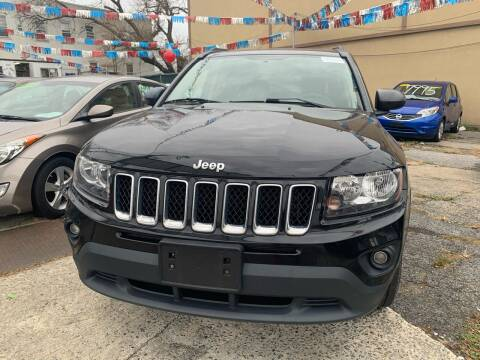 2015 Jeep Compass for sale at GARET MOTORS in Maspeth NY