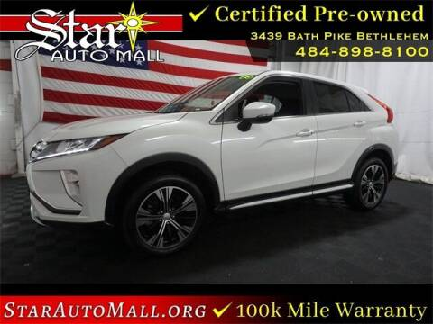 2018 Mitsubishi Eclipse Cross for sale at STAR AUTO MALL 512 in Bethlehem PA