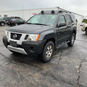 2011 Nissan Xterra for sale at Finish Line Auto in Comstock Park MI