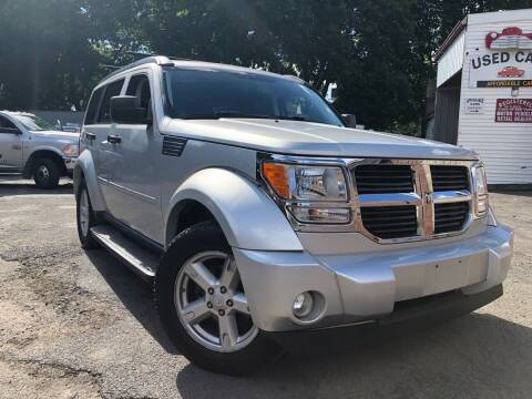 2007 Dodge Nitro for sale at Affordable Cars in Kingston NY
