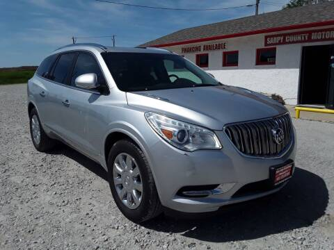 2013 Buick Enclave for sale at Sarpy County Motors in Springfield NE