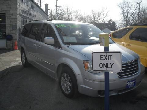 2010 Chrysler Town and Country for sale at Weigman's Auto Sales in Milwaukee WI