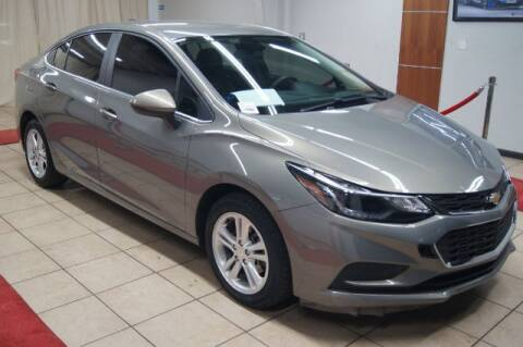 2017 Chevrolet Cruze for sale at Adams Auto Group Inc. in Charlotte NC