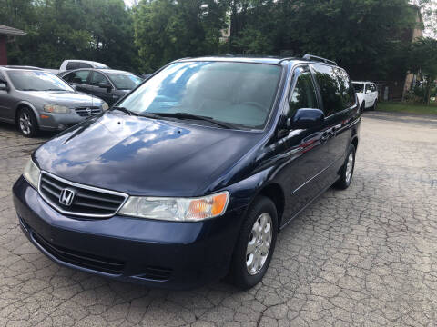 2003 Honda Odyssey for sale at Neals Auto Sales in Louisville KY