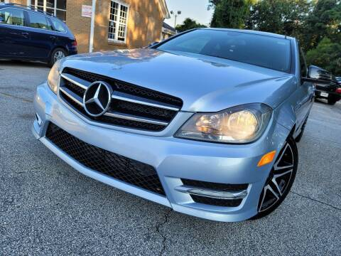 2013 Mercedes-Benz C-Class for sale at Philip Motors Inc in Snellville GA