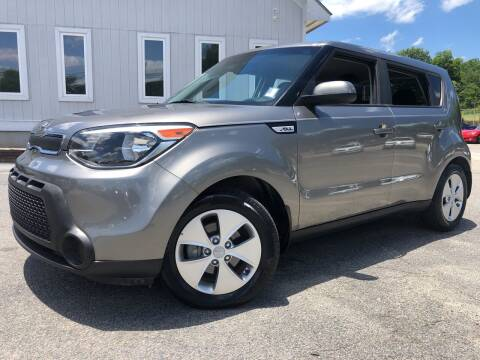 2016 Kia Soul for sale at Beckham's Used Cars in Milledgeville GA