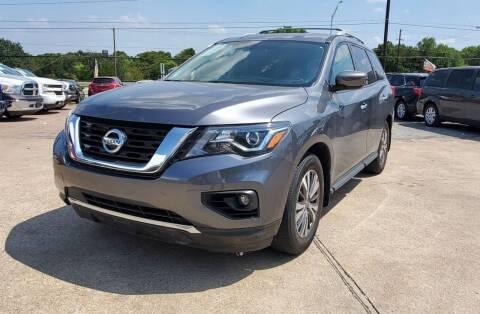 2018 Nissan Pathfinder for sale at International Auto Sales in Garland TX