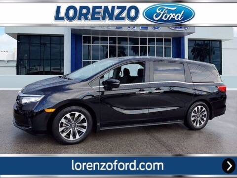 2021 Honda Odyssey for sale at Lorenzo Ford in Homestead FL