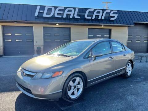 2006 Honda Civic for sale at I-Deal Cars in Harrisburg PA