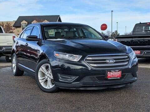 2014 Ford Taurus for sale at Rocky Mountain Commercial Trucks in Casper WY