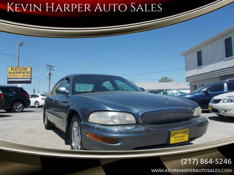 1999 Buick Park Avenue for sale at Kevin Harper Auto Sales in Mount Zion IL