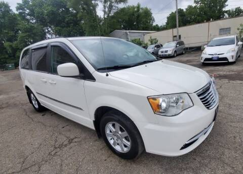 2011 Chrysler Town and Country for sale at Nile Auto in Columbus OH