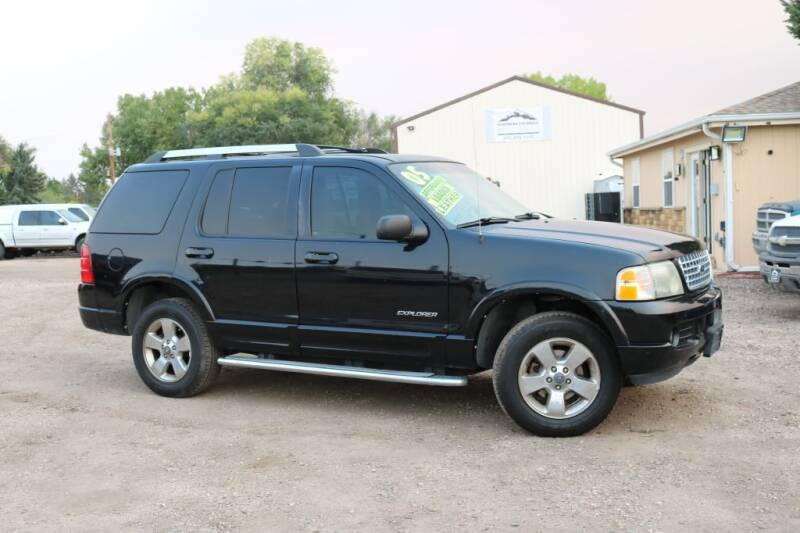 2005 Ford Explorer for sale at Northern Colorado auto sales Inc in Fort Collins CO