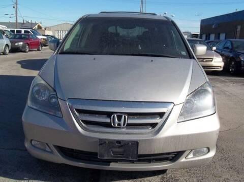 2007 Honda Odyssey for sale at Royal Motors - 33 S. Byrne Rd Lot in Toledo OH