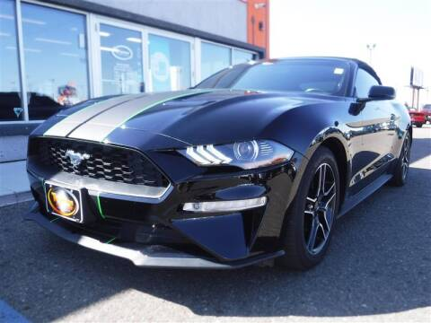 2019 Ford Mustang for sale at Torgerson Auto Center in Bismarck ND