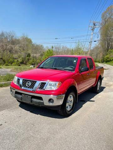 2011 Nissan Frontier for sale at Dependable Motors in Lenoir City TN